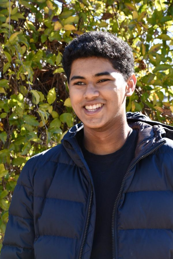 """""""[Track] is just a fun time. A lot of my friends were there, and it kinda just taught me that if I work on something that I'm not good at, it'll eventually get better. You'll get better, but most importantly you'll have fun,"""" Surya Gudapati (12) said."""