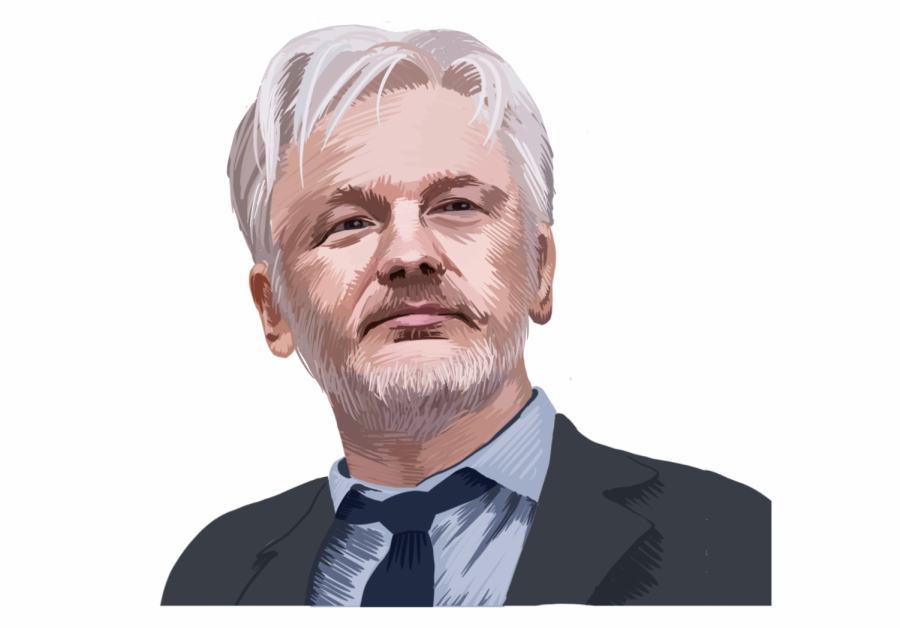 Julian Assange's alleged attempt at hacking deviates from ethical journalistic practice, even if done for the greater good