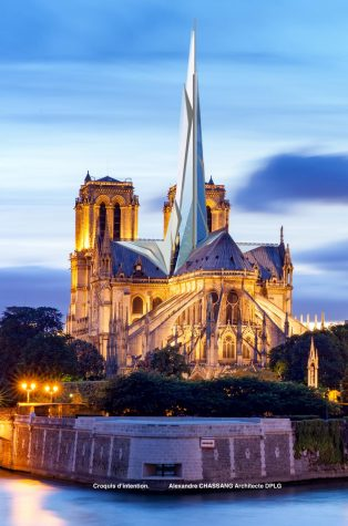 Modern renovations in store for Notre Dame de Paris