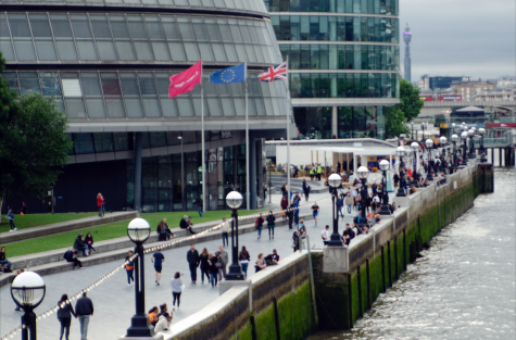 Humans of London: Life along the riverfront