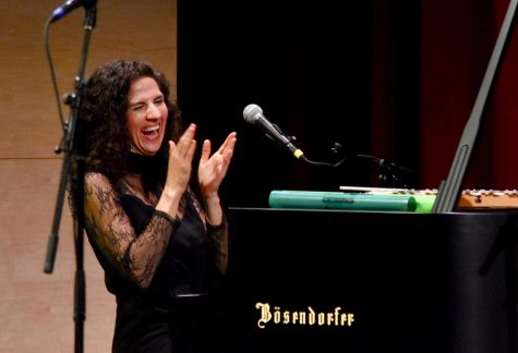 """Got to Love"" the music: Laila Biali jazzes up traditional styles in first performance of annual Concert Series"