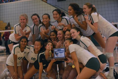 Live coverage: Girls volleyball challenges Sacred Heart Prep for CCS championship