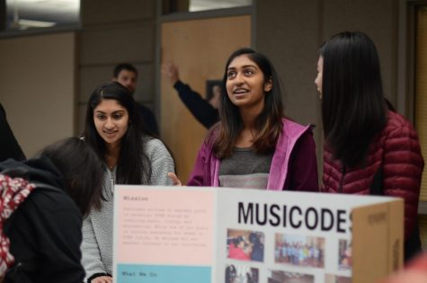 Near-Mitra scholars visit Stanford Humanities Center