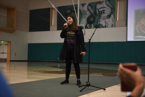 School meeting recap 11/7/19: Choral concert, DECA club week, and math competitions