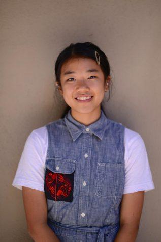 Photo of Michelle Liu