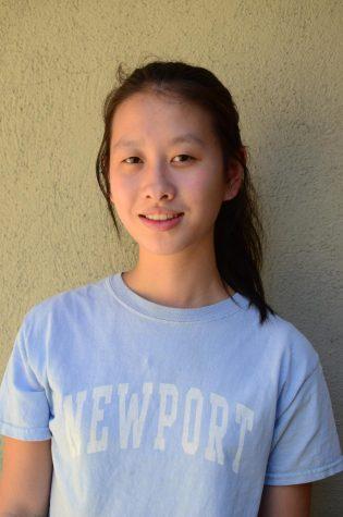 Photo of Sally Zhu