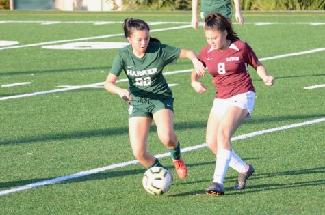 Girls soccer dominates Eastside in 8-0 victory