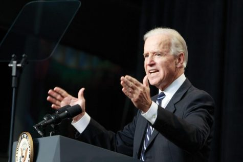 Former Vice President Joseph R. Biden Jr. is left as the only Democratic nominee in the presidential race after Sen. Bernie Sanders (I-V.T.) declared the suspension of his campaign on April 8.