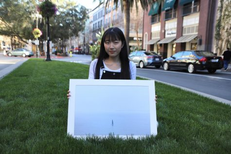 """""""I definitely gravitate towards people that have some sense of ambition ... When I feel like we're all working towards something that we want, I feel like we have a connection and it's easy to relate to them,"""" Annie Ma (12) said."""