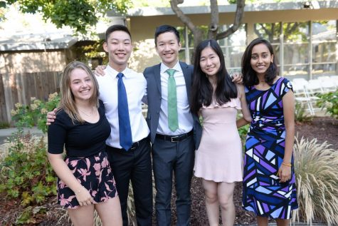 The 2020-2021 Associated Student Body (ASB).