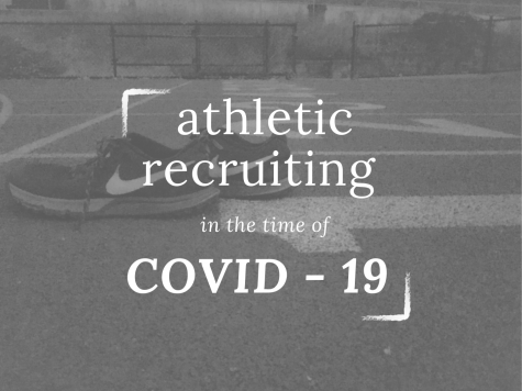 Athletic recruiting in the time of COVID-19