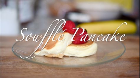 Soufflé pancakes originate from Japan, where videos of these wobbly stacked mounds, covered in toppings such as whipped cream and fresh fruits, quickly attracted the attention of people all over the world. Follow along Harker Aquila's tutorial to recreate your own soufflé pancake.