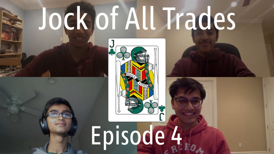 In episode four of Jock of All Trades, the crew goes over and provides their own take on what they have determined to be the most important picks of the first round.