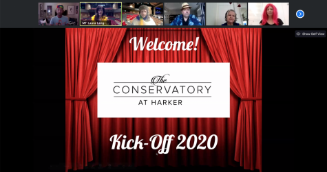 "The Conservatory program held its virtual kick-off on Aug. 26, introducing an unusual year for the arts. ""When we had one day to turn around and teach online, it was such an unknown,"" said Susan Nace, vocal music teacher and director of Camerata and Cantilena. ""Where we are now, it"