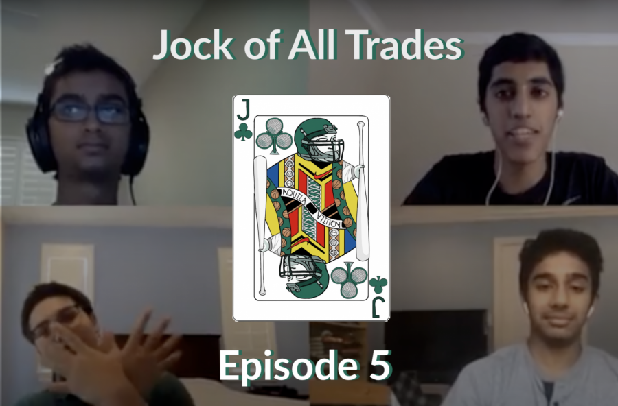 From Harker Aquila, Jock of All Trades is a sports podcast hosted by Kushal Shah (12), Muthu Panchanatham (11), Vishnu Kannan (11) and Saurav Tewari (11), and edited by Michael Eng (12). In this episode of Jock of All Trades, hear the crew discussing the NBA bubble, the return of school sports and a quick soccer update on the Champions League. Scroll down to see our NBA bracket, and comment below whether you agree with our picks.