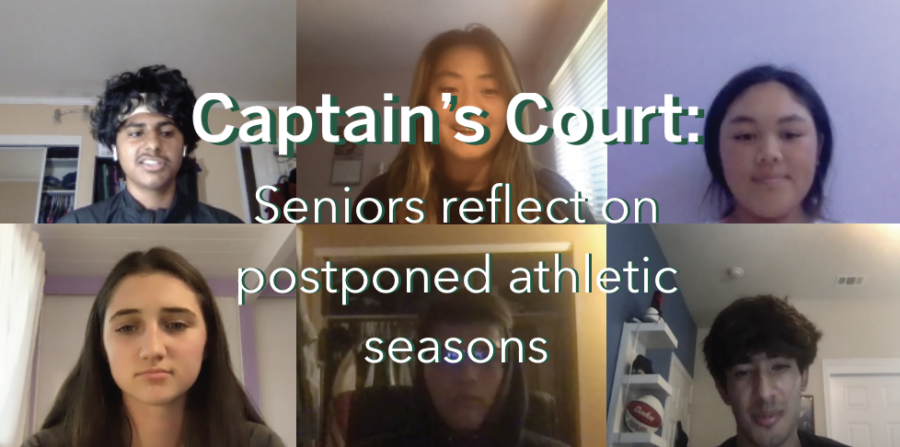 Captain's court: Seniors reflect on postponed athletic seasons