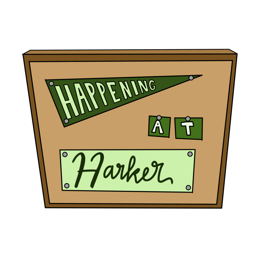 Happening at Harker is a new Aquila repeater which offers compilations of events occurring in the Harker community a few times a week.