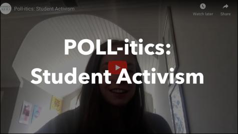 POLL-itics: Student activism