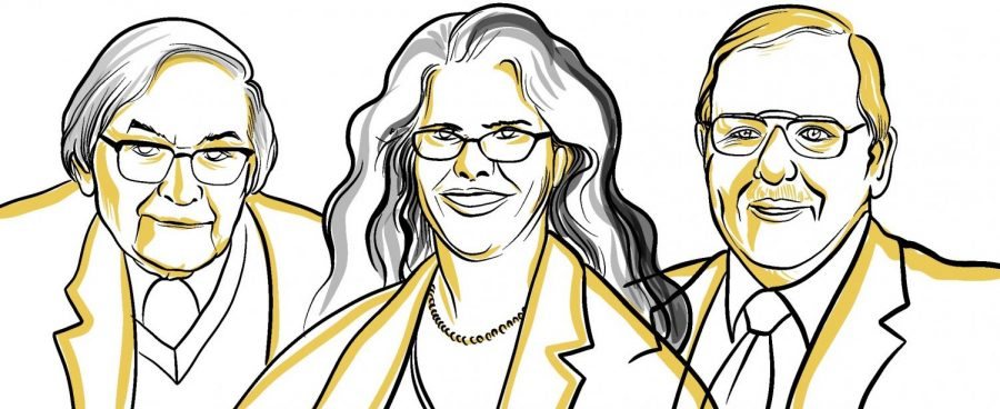 Stem Scene: 2020 Nobel Prize winners