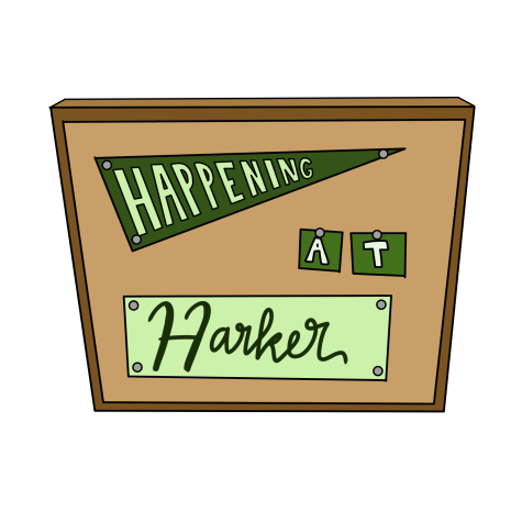 """Happening at Harker"" is a new Aquila repeater which offers compilations of events occurring in the Harker community a few times a week."