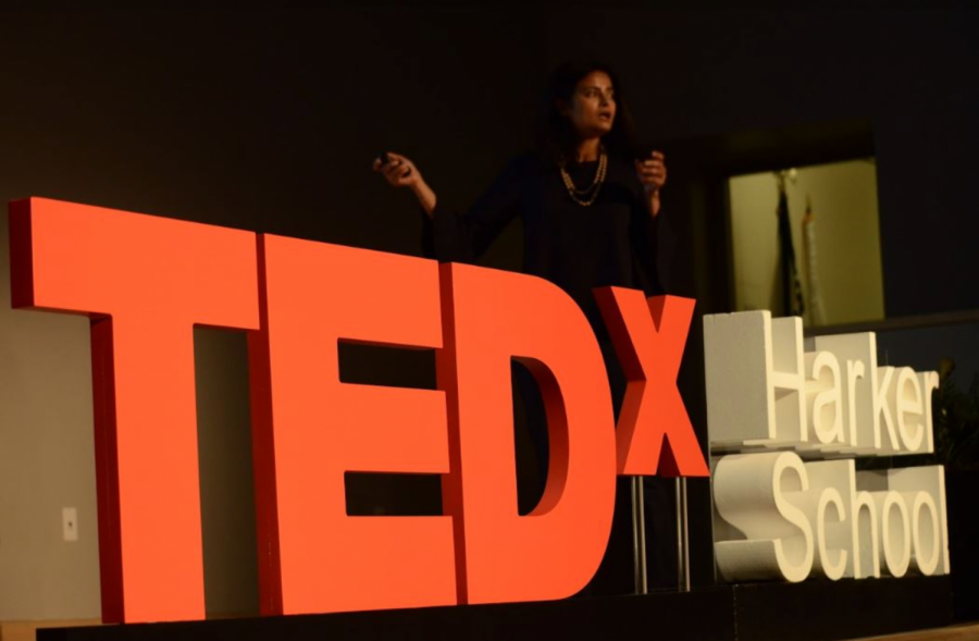 At last year's TEDx event, cancer immunotherapy researcher Priti Hegde talked to attendees about her work in cancer genomics.