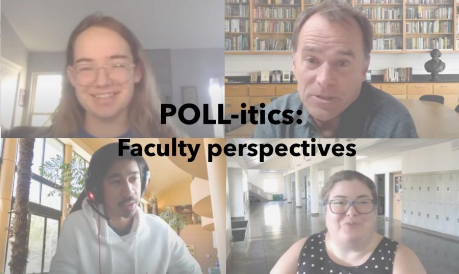 POLL-itics: Faculty perspectives