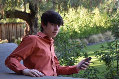 """""""I like making stories and converting them into events that could actually happen. A lot of aspects of filming that I enjoyed were things that my friends developed and ... going forward, I would [like to] make my own films. I would drive the plot more from my own thinking. It's something I like to think about often,"""" Marcos Acero (12) said."""