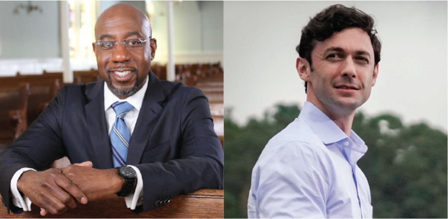 Democratic+candidate+Jon+Ossoff+defeated+Sen.+David+Perdue+%28R-G.A.%29%2C+and+Rev.+Raphael+Warnock+defeated+Sen.+Kelly+Loeffler+%28R-G.A.%29+in+the+Georgia+runoff+elections+on+Wednesday%2C+marking+the+end+of+the+highly+contentious+election+cycle+in+Georgia.