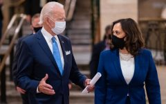 Joe Biden was sworn in as the 46th president today. His vice president, Kamala Harris, made history by becoming the first woman and person of color to hold the office.