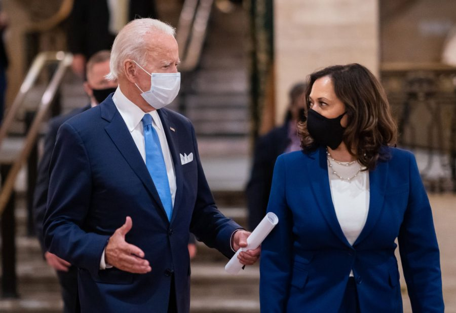 Joe+Biden+was+sworn+in+as+the+46th+president+today.+His+vice+president%2C+Kamala+Harris%2C+made+history+by+becoming+the+first+woman+and+person+of+color+to+hold+the+office.