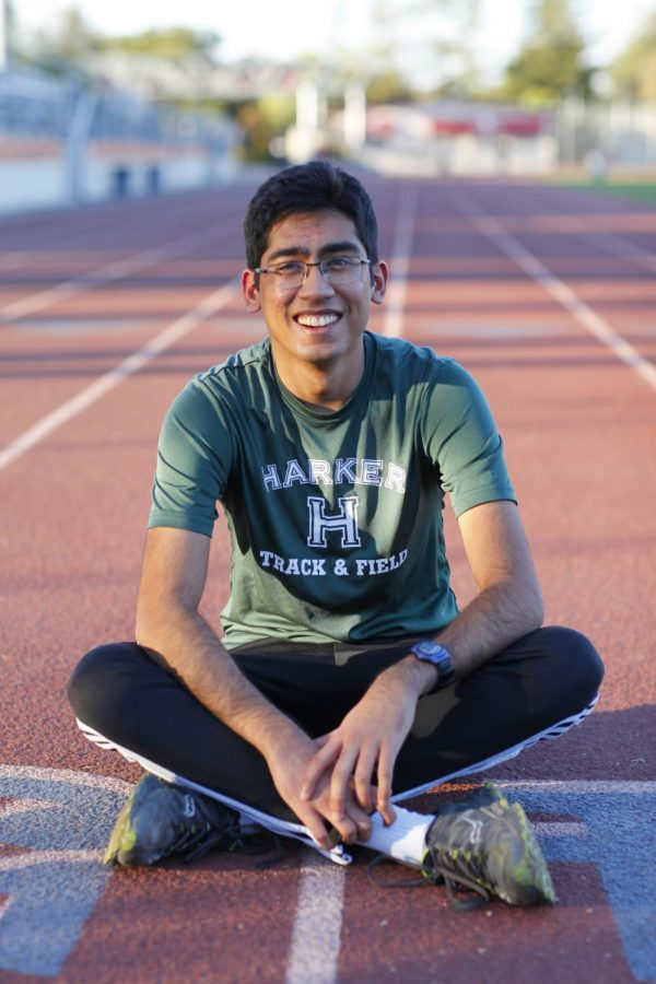 """When you're running on your own, there's nothing really stopping you from just walking, other than your own motivation to get better. A major part of cross country is that it's a mental sport because of ... self motivation — learning how to motivate myself to push harder and do better has carried over to other aspects as well,"" Aditya Singhvi (12) said."