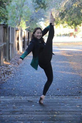 """""""[Dance is] a better way to present yourself because you"""