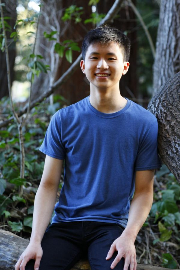 """""""Cooking has been something I've explored during quarantine. I think that cooking has helped solidify a lot of chemical concepts whether it's hydrogenation, protein structure, the maillard reaction, emulsions, and things like that. It just really makes what might otherwise be any other subject to be more tangible,"""" Russell Yang (12) said."""