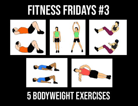 Fitness Fridays #3