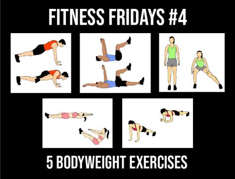 Fitness Fridays #4