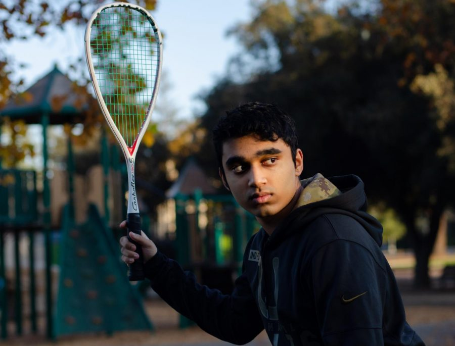 """The main lesson I learned was to keep doing what I wanted to do whether or not people really have anything else to say. I've stuck with squash because I enjoyed it, not really because I was that amazing at it or that I was some prodigy. It was about how fun I really found the sport and continuing to do what I liked,"" Aditya Roy (12) said."