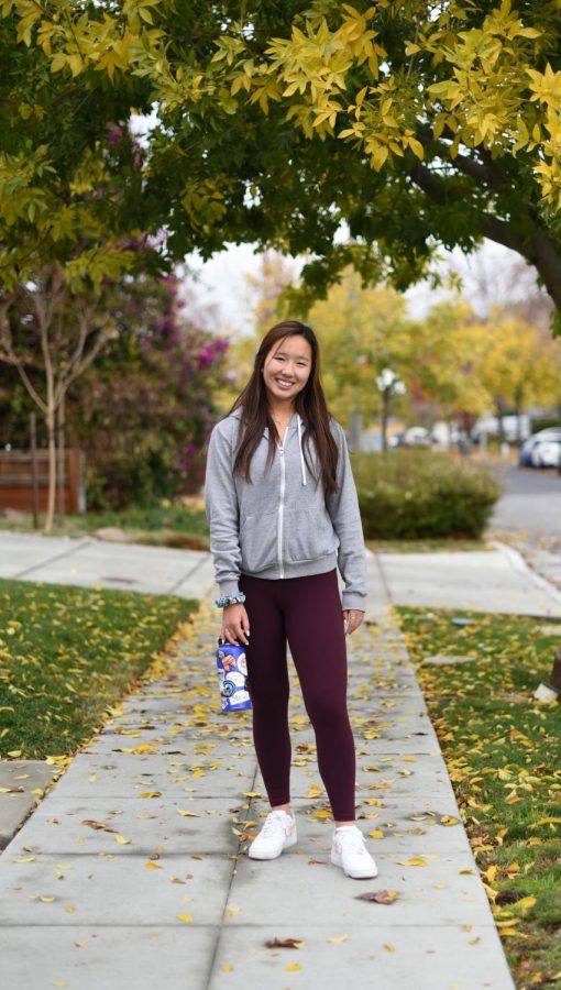 """""""Being friendly and approachable … are things that I value a lot. As a person, I'd like to be remembered as someone who would be there for you if you needed it and lend a helping hand,"""" Katie Li (12) said."""