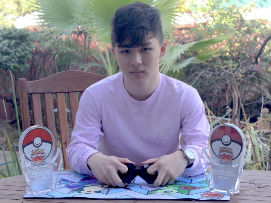"""You can't do [Pokemon] alone. I think of the phrase, 'You gotta catch them all.' You can catch them all, but you can't catch them all by yourself. You got to have your friends there to bounce ideas off of, to create new strategies and make it all super enjoyable,"" Preston Ellis (12) said."