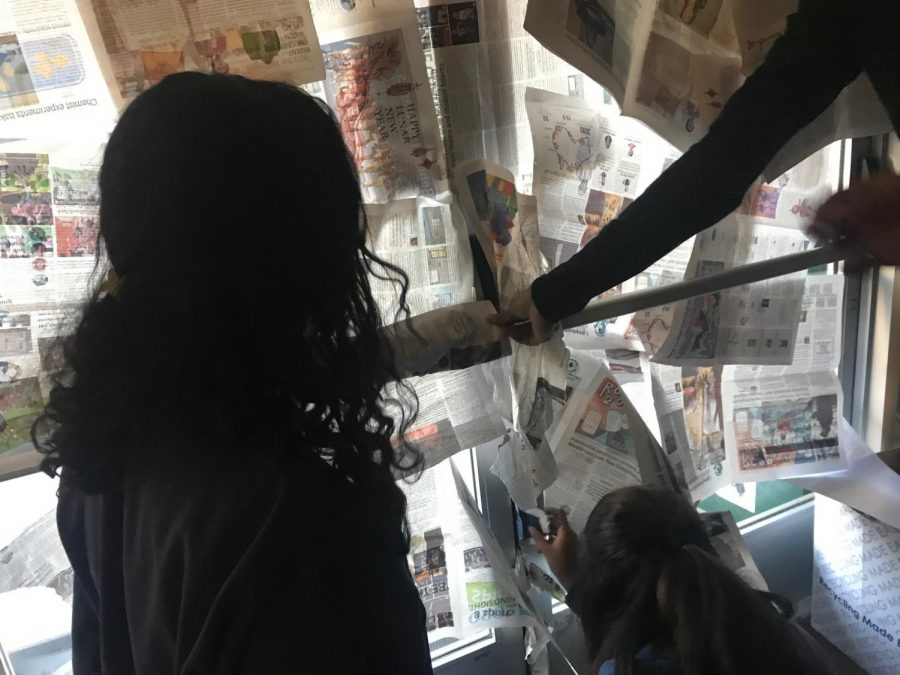 Students shoved newspapers in the cracks of the journalism room doors to practice deterring intruders on March 3, 2020, a week before the pandemic started. As we have conducted no drills in the past year, something as mundane as practicing safety protocol still stirs yearning for the way things used to be.