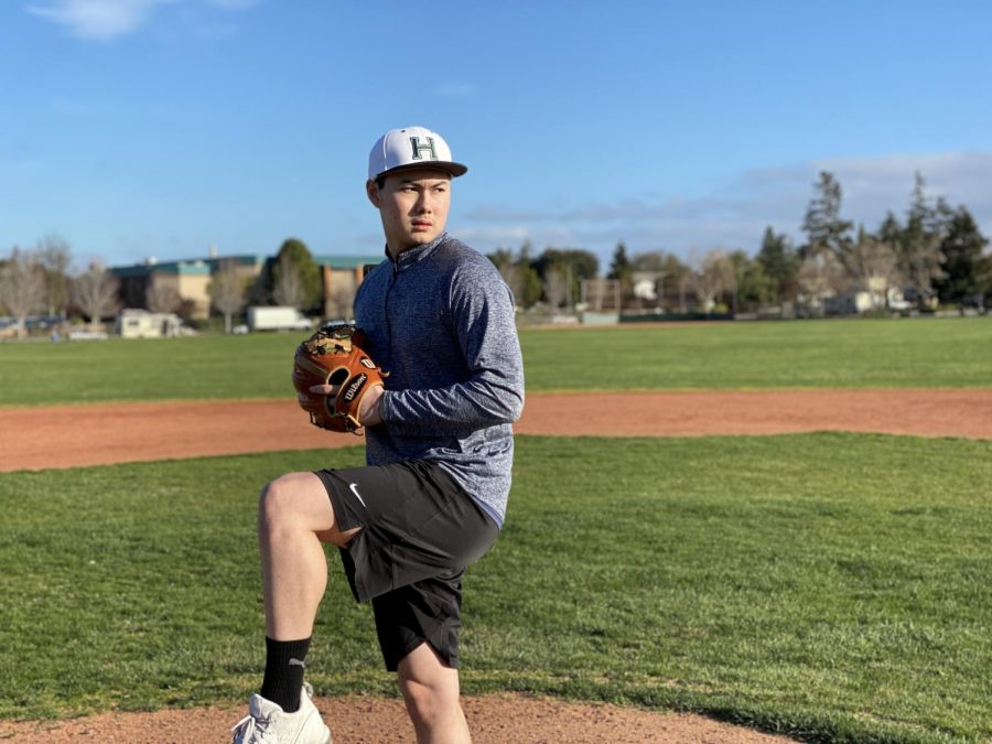 """""""If you focus, concentrate and control your emotions, it could be helpful in any discipline, whether it be school or baseball, or even volunteering for that matter. As long as you focus, put your mind to it and have that drive for it, things will happen better than how they would have been if you just sat there,"""" Andrew Chavez (12) said."""