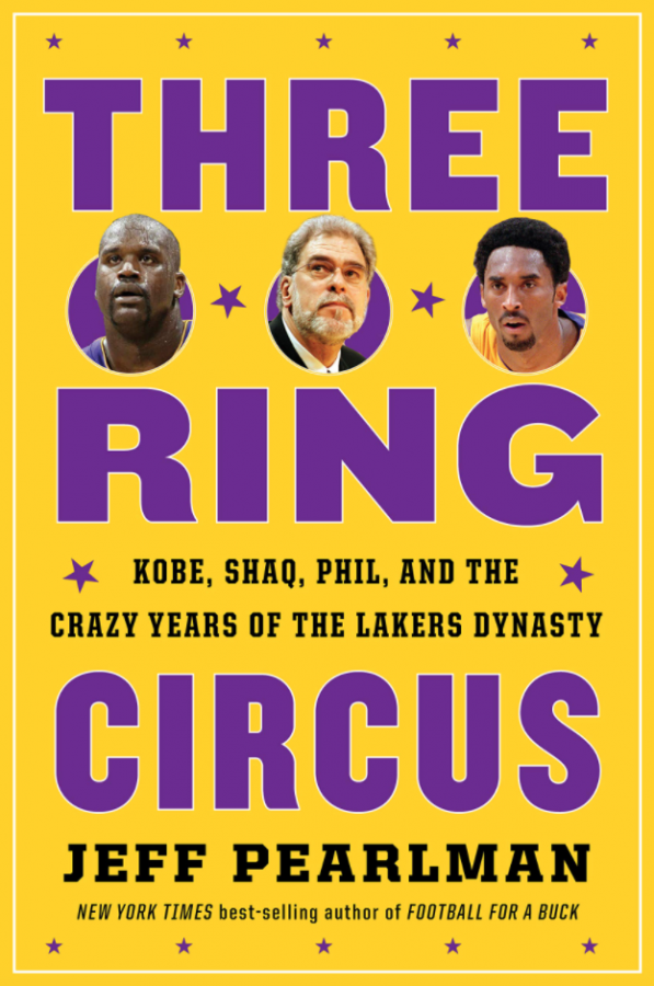 %E2%80%9CThree+Ring+Circus%3A+Kobe%2C+Shaq%2C+Phil%2C+and+the+Crazy+Years+of+the+Lakers+Dynasty%E2%80%9D+is+a+390+page+nonfiction+written+by+Jeff+Pearlman+that+was+first+published+Sep.+22%2C+2020.+Pearlman+is+also+the+author+of+%E2%80%9CFootball+for+a+Buck%3A+The+Crazy+Rise+and+Crazier+Demise+of+the+USFL%E2%80%9D+and+%E2%80%9CShowtime%3A+Magic%2C+Kareem%2C+Riley%2C+and+the+Los+Angeles+Lakers+Dynasty+of+the+1980s.%E2%80%9D