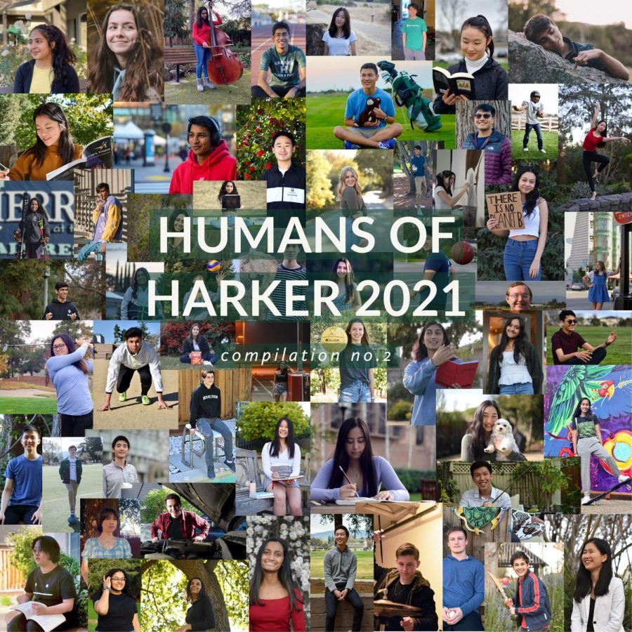 Class of 2021: Humans of Harker compilation, part two