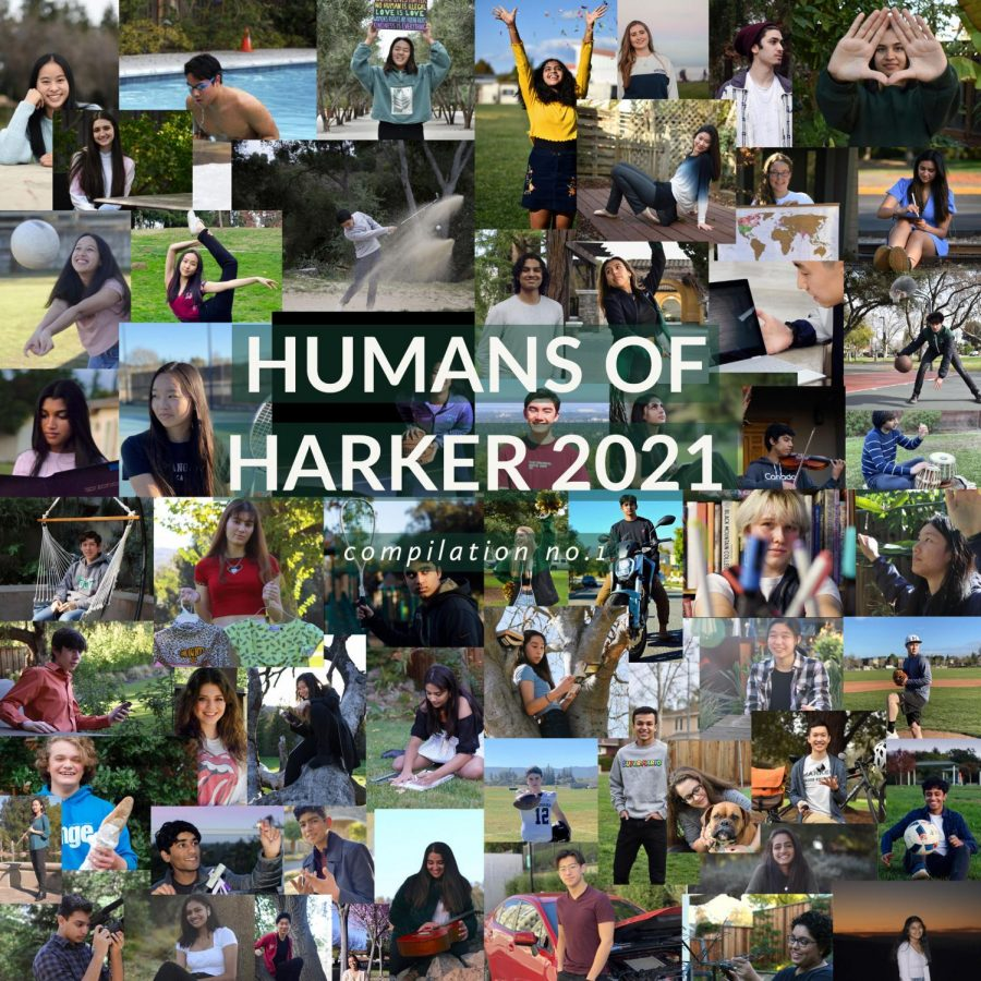 Class of 2021: Humans of Harker compilation, part one