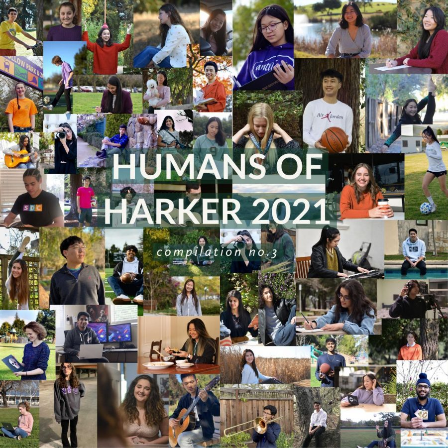 Class of 2021: Humans of Harker compilation, part three