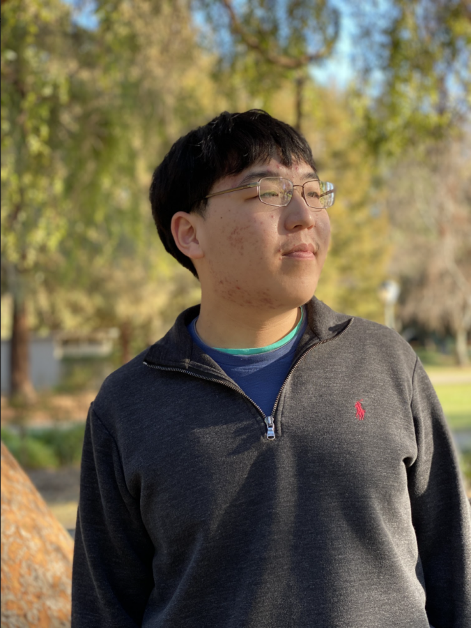 """""""I feel really good about myself when Im relaxed and enjoying the world. There's so much to learn about the world and so many ways to do so, Daniel Wang (21) said."""
