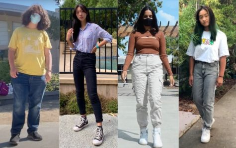 Explore the variety of jean styles that students love and wear around campus as well as the great ripped versus unripped jeans controversy.
