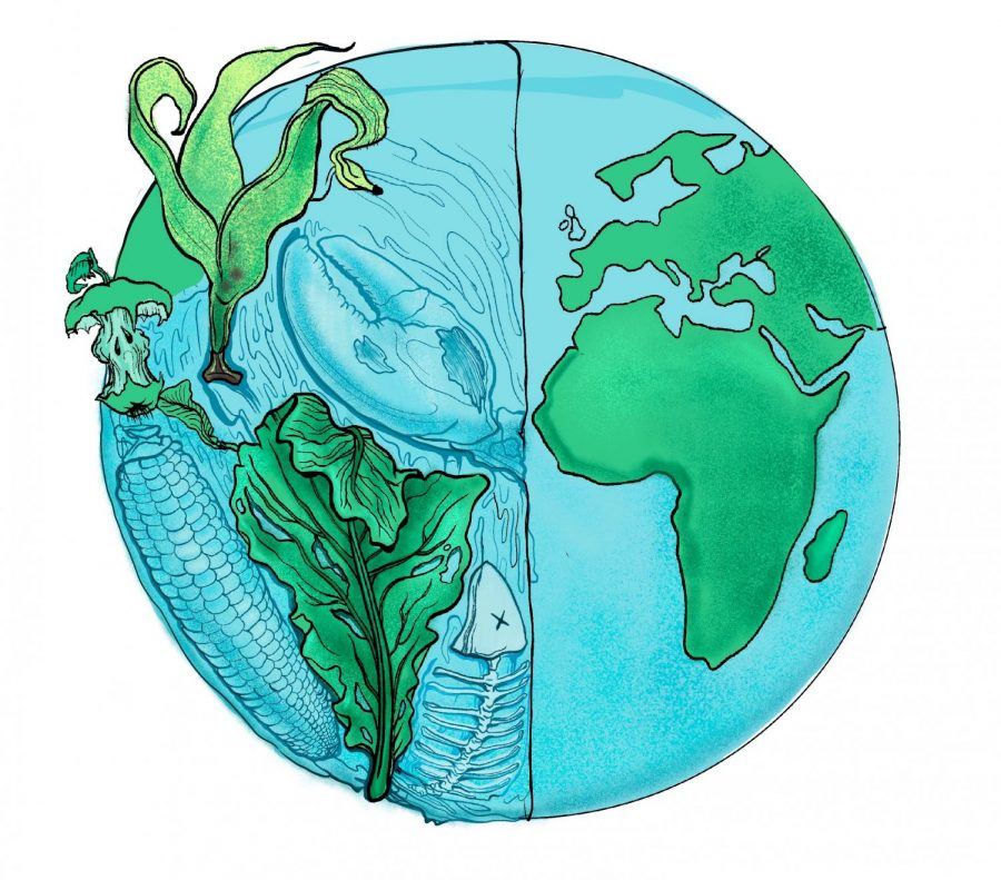 In+honor+of+Earth+Day+on+April+22%2C+Green+Team+hosted+the+multi-day+long+Harker+EcoChallenge.+Students+and+faculty+members+completed+environmentally+responsible+tasks%2C+like+consuming+meatless+meals+or+travelling+by+bike%2C+and+submitted+their+accomplishments+for+points.