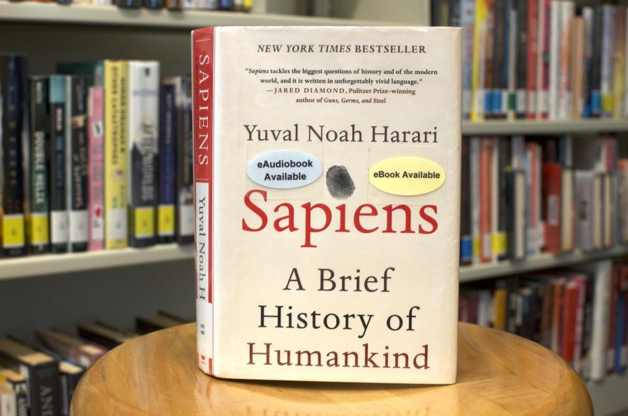 """""""Sapiens: A Brief History of Humankind"""" is a 390 page nonfiction written by Yuval Noah Harari that was first published in 2011. Harari is also the author of """"Homo Deus"""" and """"21 Lessons for the 21st Century."""""""