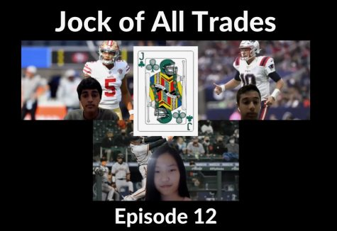 """A play on the familiar phrase """"Jack Of All Trades"""", Harker Aquilas sports podcast """"Jock Of All Trades"""" is intended to give listeners the latest and most pertinent information regarding a variety of sports."""